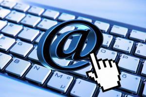 Bewrbungen per Email